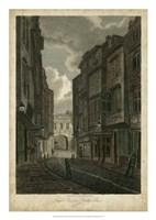 Butcher Row, London Fine Art Print
