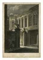 Crosby Hall, London Fine Art Print