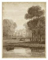 Strawberry Hill Fine Art Print