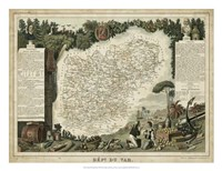 Atlas Nationale Illustre VII Fine Art Print