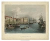 The Quay, Yarmouth Fine Art Print