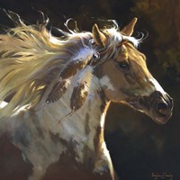 Spirit Horse by Carolyne Hawley - various sizes