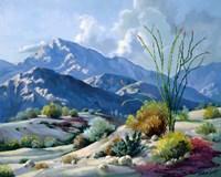 Desert Serenade Fine Art Print