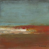 Sea Horizon III Fine Art Print