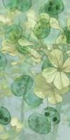 Mint Progeny I Fine Art Print