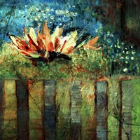 Impressionist Lily II Fine Art Print