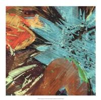 """Floragraph VI by James Burghardt - 18"""" x 18"""""""