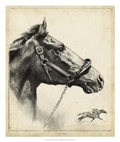 "Whirlaway by R H Palenske - 22"" x 26"", FulcrumGallery.com brand"