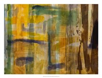 "Intuition VI by Sisa Jasper - 26"" x 20"" - $34.49"