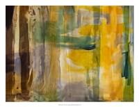 "Intuition VII by Sisa Jasper - 26"" x 20"" - $34.49"