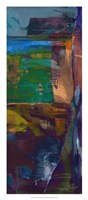 """Exuberant II by Sisa Jasper - 14"""" x 32"""""""