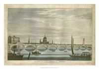 Waterloo Bridge Fine Art Print