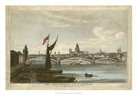 "Southwark Iron Bridge - 26"" x 18"""