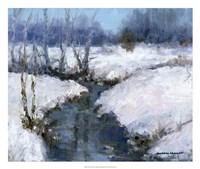 Winter White Fine Art Print