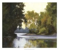 River Reflections Fine Art Print
