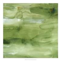 """Malachite II by Lisa Choate - 20"""" x 20"""""""