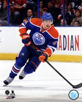 """Taylor Hall 2013-14 Action - 8"""" x 10"""" - $12.99"""