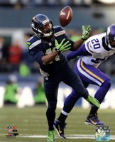 Percy Harvin 2013 Fine Art Print