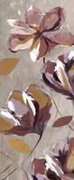 "Rising Magnolias II - Mini by Drako Fontaine - 8"" x 20"""