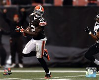 Josh Gordon 2013 Action Fine Art Print