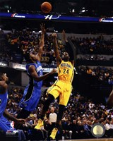 Paul George 2013-14 Action Fine Art Print