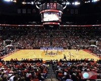 Value City Arena Ohio State Buckeyes 2013 Fine Art Print