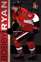 Ottawa Senators - B Ryan 13 Wall Poster