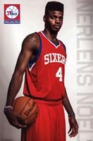 """Philadelphia 76ers - N Noel 13 - 22"""" x 34"""""""
