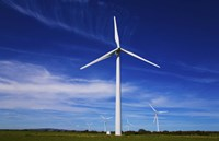 """Windfarm, Bridgetown, County Wexford, Ireland by Panoramic Images - 24"""" x 16"""""""