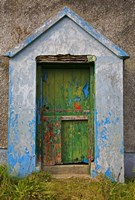"""Paint Effects, Old Cottage, Bunmahon, County Waterford, Ireland by Panoramic Images - 16"""" x 24"""""""