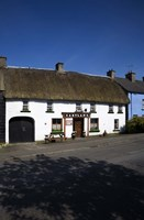 """Cartlan's Thatched Pub, Kingscourt, County Cavan, Ireland by Panoramic Images - 16"""" x 24"""""""