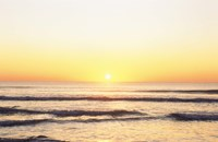 "Sunset over Sea by Panoramic Images - 24"" x 16"" - $34.99"