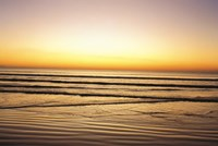 "Sunset View over Sea by Panoramic Images - 24"" x 16"""
