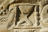 """Rock Carvings III by Panoramic Images - 36"""" x 24"""", FulcrumGallery.com brand"""