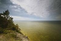 """Panga Cliff, Kuressaare, Saaremaa Island, Estonia (color) by Panoramic Images - 36"""" x 24"""""""