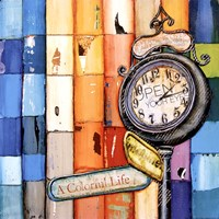 Now is the Time Fine Art Print