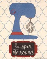 "Spin Me by Jo Moulton - 8"" x 10"", FulcrumGallery.com brand"