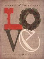 """Love by Stephanie Marrott - 12"""" x 16"""", FulcrumGallery.com brand"""