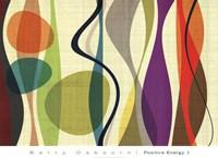 Positive Energy 2 Fine Art Print