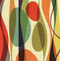 Positive Energy Sq 1 Fine Art Print
