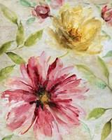 Morning Petals I Fine Art Print