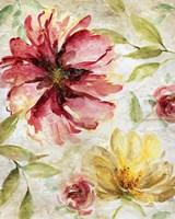 Morning Petals II Fine Art Print