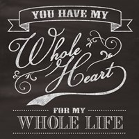 Whole Heart Fine Art Print