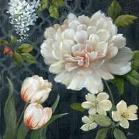 Midnight Garden II Fine Art Print