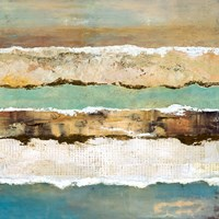 "On Edge Revisited II by Norm Olson - 12"" x 12"""