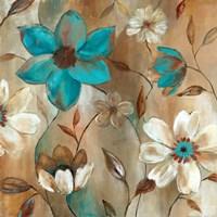 "Garden Glow II by Carol Robinson - 24"" x 24"""