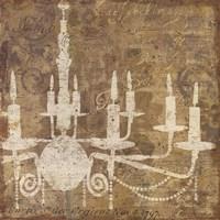 "Faded Ornate I Gray no Bird by Pela Studio - 18"" x 18"""