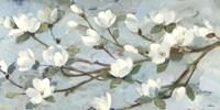 "Magnolia Branch by Albena Hristova - 40"" x 20"""