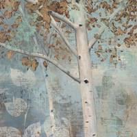 Golden Forest I Fine Art Print