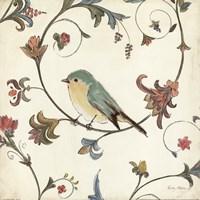 Birds Gem II Fine Art Print